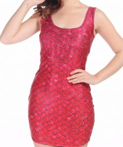 Dress Party Night Bodycon Printed Casual Dress