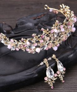 Charm Hair Accessories Rhinestones lTiara Crystal Crown